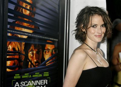 women, Winona Ryder - related desktop wallpaper