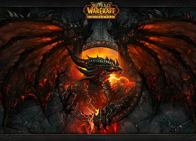 World of Warcraft, World of Warcraft: Cataclysm - random desktop wallpaper