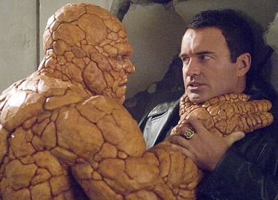 Fantastic Four, Thing (Ben Grimm) - desktop wallpaper