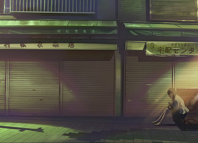 video games, Makoto Shinkai, artwork - desktop wallpaper