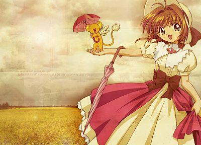Cardcaptor Sakura, Kinomoto Sakura - related desktop wallpaper