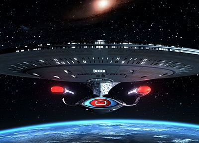TV, movies, Star Trek, spaceships, science fiction, vehicles, USS Enterprise, TV shows - desktop wallpaper