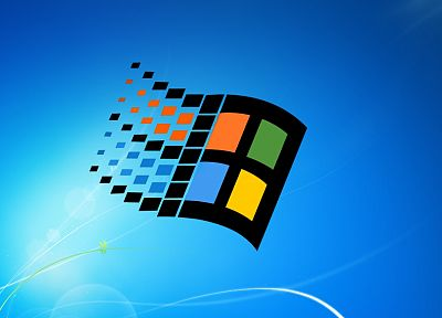 Microsoft Windows, logos - related desktop wallpaper