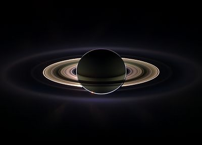 outer space, Solar System, planets, NASA, rings, Saturn, Planetes - random desktop wallpaper