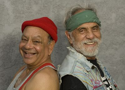 Cheech and Chong, Cheech Martin, Thomas Chong - desktop wallpaper