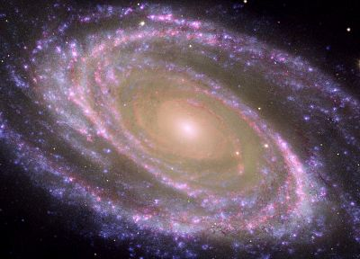 outer space, galaxies, spiral - related desktop wallpaper