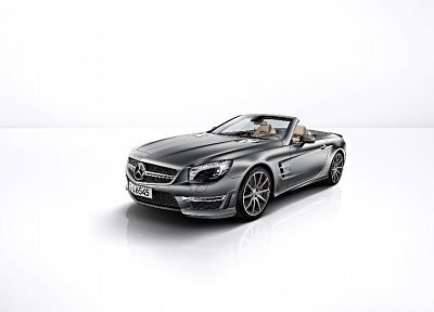 cars, AMG, vehicles, supercars, anniversary, Mercedes Benz, Mercedes Benz sl - random desktop wallpaper