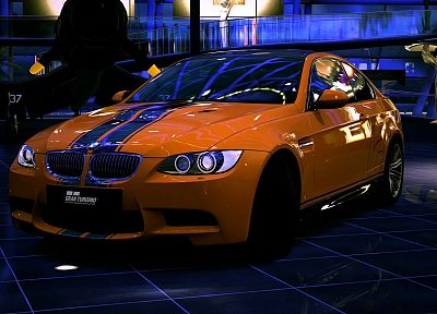 video games, cars, Gran Turismo 5, Playstation 3, BMW M3 E92 - random desktop wallpaper