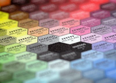 multicolor, hexagons, typography, code, Hex, colors, color spectrum - related desktop wallpaper