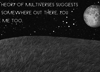 outer space, text, Moon, typography, monochrome - random desktop wallpaper
