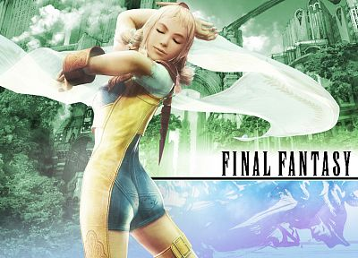 Final Fantasy, Final Fantasy XII, Penelo - random desktop wallpaper