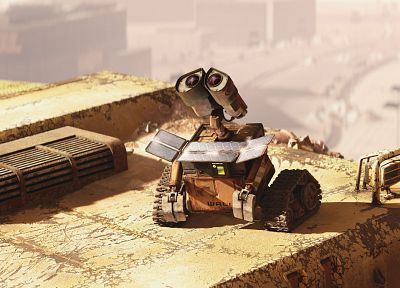 Wall-E - random desktop wallpaper