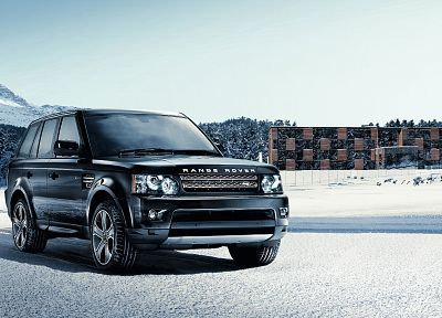 cars, Land Rover, Range Rover - random desktop wallpaper