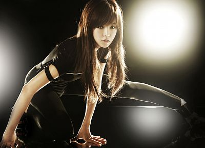 women, Girls Generation SNSD, celebrity, Lee Soon Kyu, bangs - random desktop wallpaper