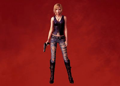 video games, Parasite Eve, Aya Brea - desktop wallpaper