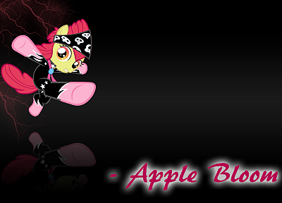 My Little Pony, Apple Bloom - related desktop wallpaper