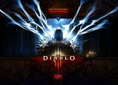 Diablo - random desktop wallpaper