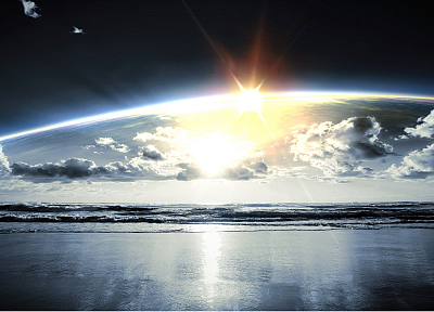 Earth, beaches - random desktop wallpaper