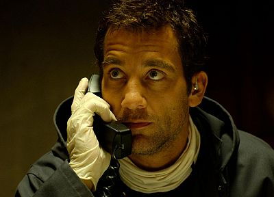 men, screenshots, actors, Clive Owen, Inside Man, faces - desktop wallpaper