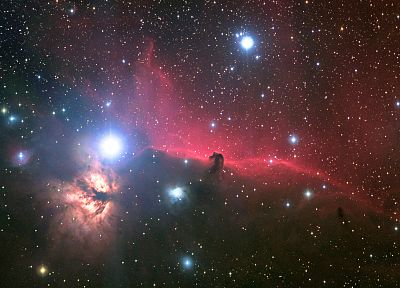 outer space, Horsehead Nebula - related desktop wallpaper