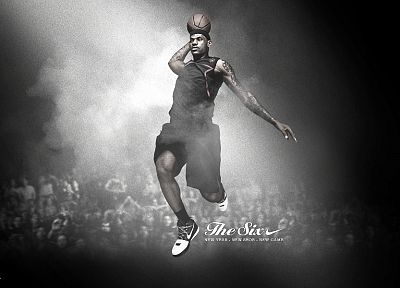 basketball, Lebron James - random desktop wallpaper