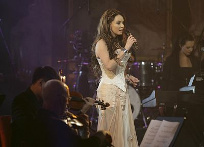 Sarah Brightman - random desktop wallpaper