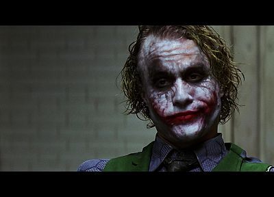 The Joker, The Dark Knight - related desktop wallpaper
