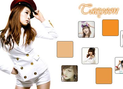 Girls Generation SNSD, Asians, Korean, Kim Taeyeon, K-Pop - random desktop wallpaper