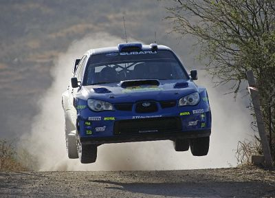 dust, rally, Subaru, vehicles, Subaru Impreza WRC, racing, rally cars, offroad - random desktop wallpaper