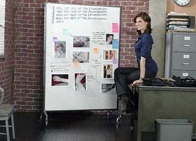 women, Stana Katic, Castle TV Series, Kate Beckett - random desktop wallpaper