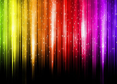 abstract, multicolor, color spectrum - desktop wallpaper