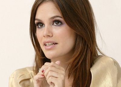 women, actress, Rachel Bilson - random desktop wallpaper