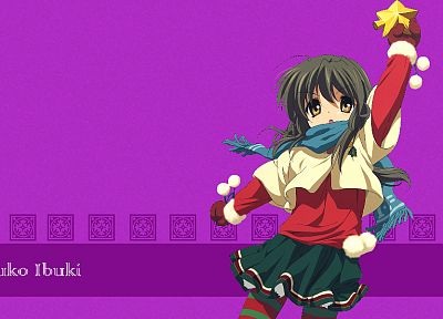 Clannad, Ibuki Fuko, anime girls - related desktop wallpaper