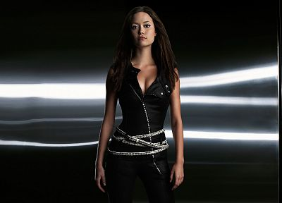 cyborgs, Summer Glau, models, Terminator The Sarah Connor Chronicles, Cameron Phillips - desktop wallpaper