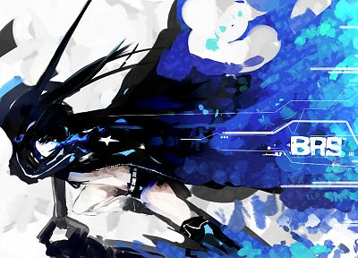 Black Rock Shooter, anime girls - random desktop wallpaper