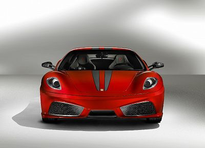 cars, Ferrari, vehicles, front view - related desktop wallpaper