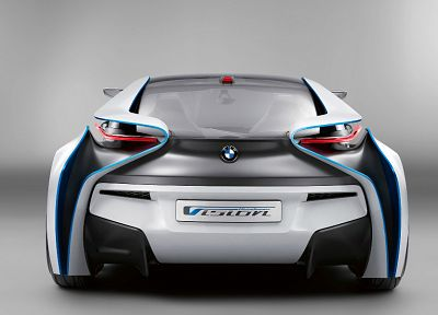 BMW, cars, prototypes, vehicles, supercars, concept cars, BMW Vision - desktop wallpaper