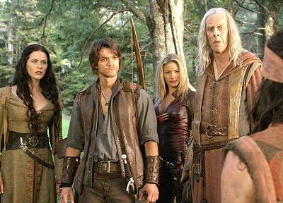Bridget Regan, Legend Of The Seeker, Tabrett Bethell, Cara Mason, Craig Horner, Kahlan Amnell, Bruce Spence, Zeddicus Zu'l Zorander, Richard Cypher - random desktop wallpaper