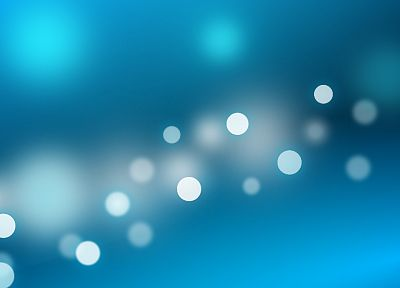 abstract, blue, kde, bokeh - related desktop wallpaper