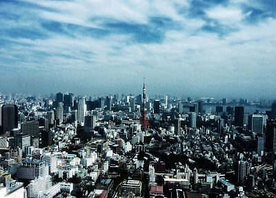 clouds, cityscapes - related desktop wallpaper
