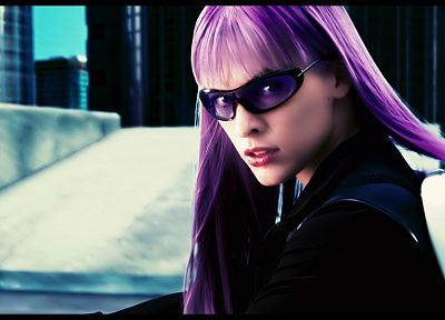 actress, Ultraviolet, Milla Jovovich - desktop wallpaper