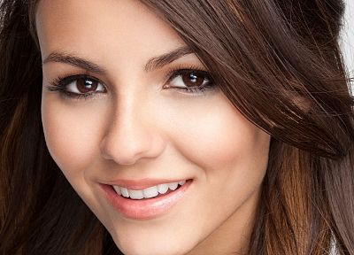 brunettes, women, actress, Victoria Justice, celebrity, singers - random desktop wallpaper