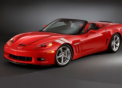 cars, Chevrolet Corvette GrandSport - random desktop wallpaper