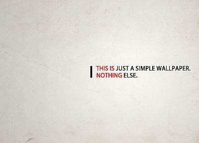 minimalistic, text, typography, DeviantART - desktop wallpaper
