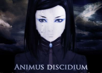 Ergo Proxy, Re-l Mayer, anime, anime girls - random desktop wallpaper