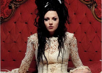Amy Lee, Evanescence, singers - related desktop wallpaper