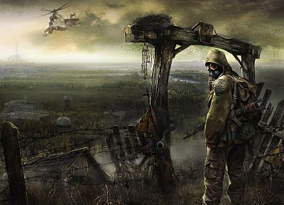 video games, S.T.A.L.K.E.R. - random desktop wallpaper