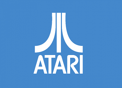 Atari, logos - desktop wallpaper