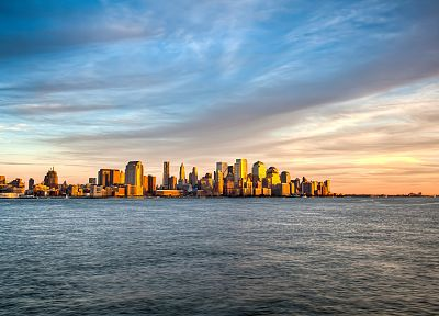 cityscapes, buildings, New York City, cities - related desktop wallpaper