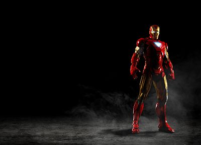 Iron Man, movies - related desktop wallpaper